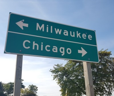 The road to Milwaukee