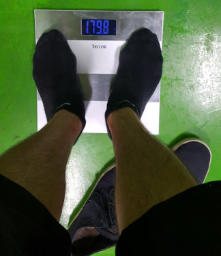 weigh-in